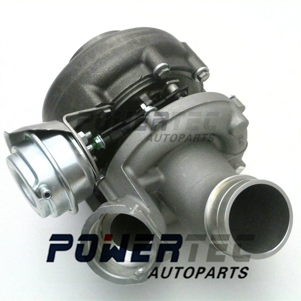 Balanced 070145702B turbocharger complete GT2056V 716885 For <font><b>VW</b></font> <font><b>Touareg</b></font> <font><b>2.5</b></font> <font><b>TDI</b></font> BAC BLK 128 KW 174HP - full turbine 070145701J image