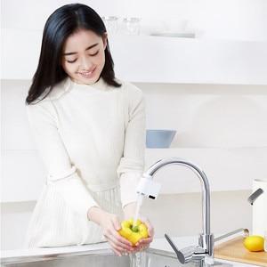 Image 5 - מקורי Xiaomi Mijia ZJ תחושה אוטומטית אינפרא אדום אינדוקציה מים חיסכון מכשיר מים מפזר מטבח אמבטיה כיור Fauce