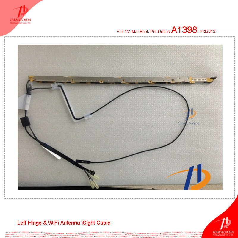 """NEW Left Hinge /& WiFi Antenna iSight Cable  for MacBook Air 13/"""" A1369 2010 2011"""