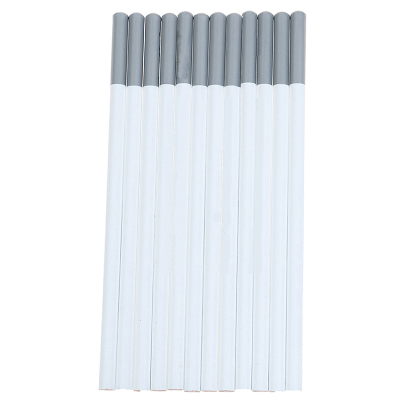 Professional White Sketch Charcoal Pencils Standard Pencil Drawing Pencils Set For School Tool Painting Art Supplies