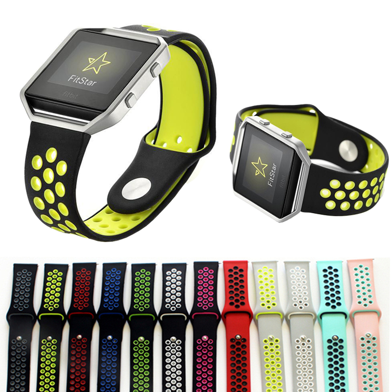 Soft Silicone Strap For Fitbit Blaze Band Wristband Silicone Replacement Bracelet For Fitbit Blaze Straps For Watch Watchbands