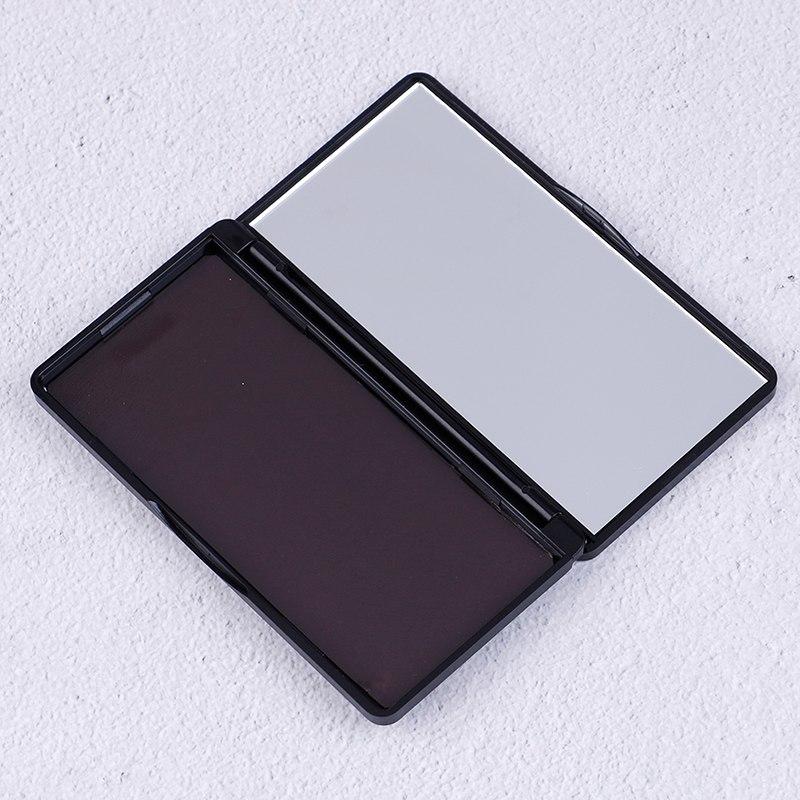 11.9* 6.2* 1cm Empty Magnetic Cosmetics Palette Eyeshadow Blusher DIY Makeup Box Storage Makeup Dispensing Box