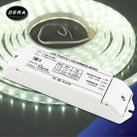 LED диммер ШИМ Диммер люминесцентные и светодиодные лампы диммер 0/1 10 В затемнения водитель светорегулятор нажимной