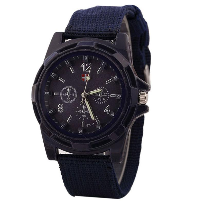 Military quartz watches men fashion Green Dial Army sport running watch for man chronograph cycling wristwatch for male   #D 2