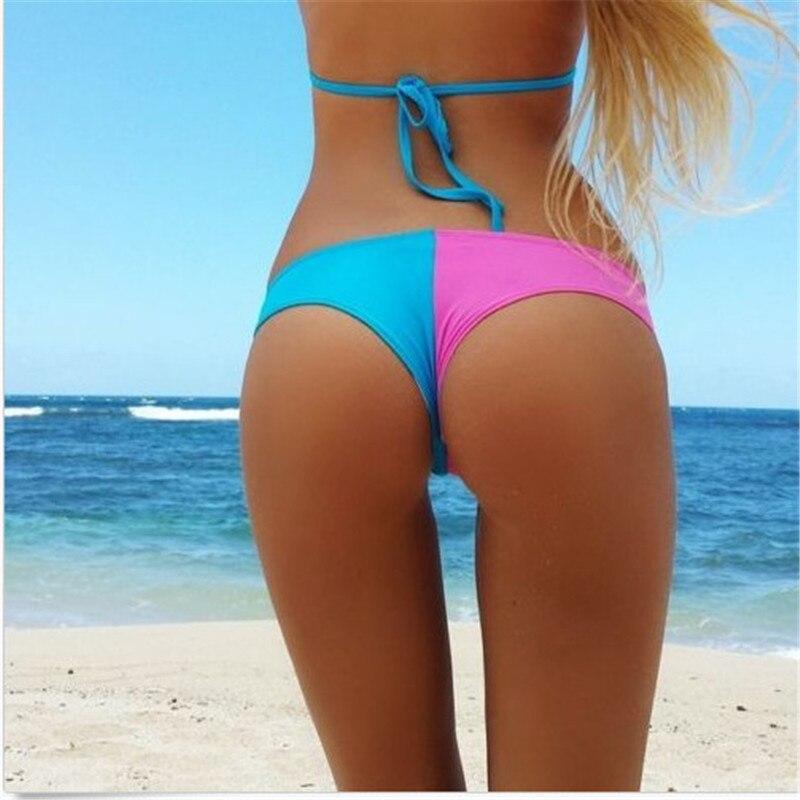 6 Түсті сексуалды көп түсті Bikini Neon Thong - Спорттық киім мен керек-жарақтар - фото 3