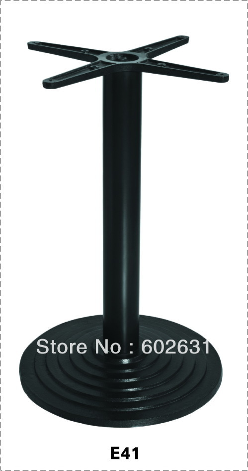 Cast Iron Cocktail/Coffee/bar Table Base,good For Indoor And Outdoor,kd Packing 1pc/carton,fast Delivery