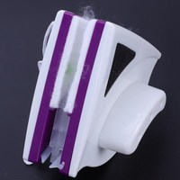 Home Double Side Magnetic Window Cleaner Ultra Strong Both Side Glass Surface Cleaning Brush Wiper Tools for High rise and Car