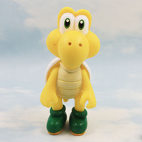 New New Super Mario KOOPA TROOPA Anime Action Figure Toy Doll 5 12cm 1pcs