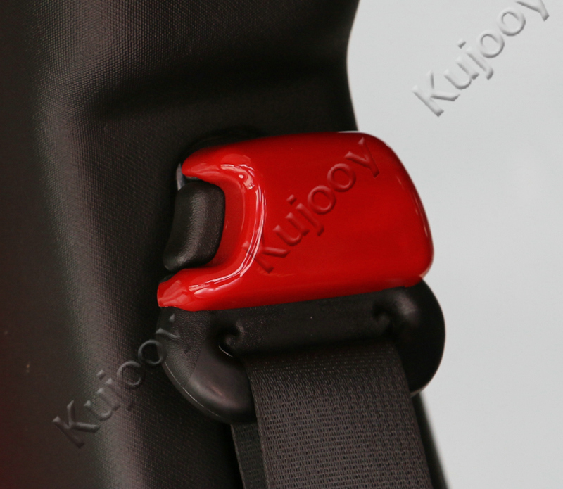 4pcs Red / Silver For Jeep Wrangler 2008 2016 Interior Car Seat Belt Buckle  Cover Safty Belt Decorative Trim Sticker Car Styling In Interior Mouldings  From ...