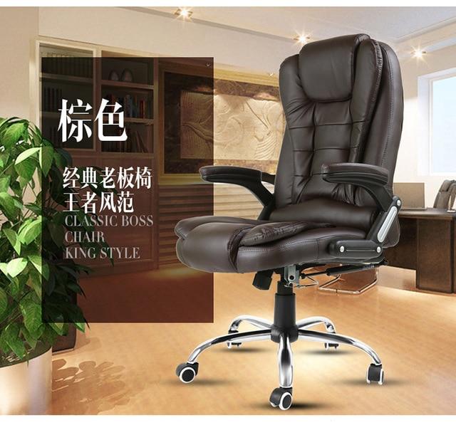 Directo de fábrica silla de oficina de alto nivel Zhongban sillas ...