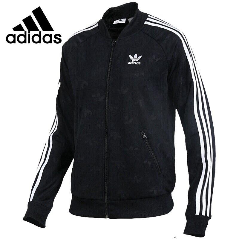 Оригинальный Новое поступление 2018 Adidas Originals SST спортивный топ Женская куртка спортивная