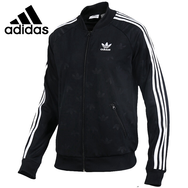 Original New Arrival 2018 Adidas Originals SST TRACK TOP Women's jacket Sportswear