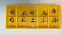 11IR AG60 Carbide Draadsnijplaten 60 graden Interne Threading Insert Indexeerbare Draaibank Voegt Geneste Cutter Draaibank Tool