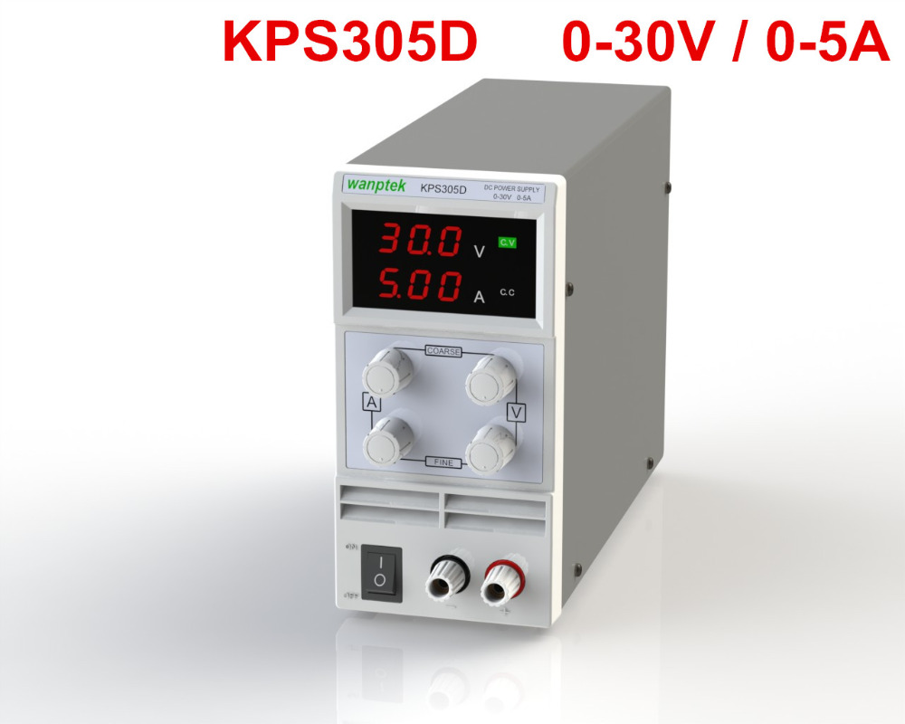 Voltage Regulators KPS305D 30V 5A laboratory Power Supply 0.1V-0.01A Digital Display adjustable laboratory Mini DC Power Supply cps 6011 60v 11a digital adjustable dc power supply laboratory power supply cps6011