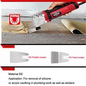 Image 2 - Newone 66 חבילה עץ מתכת נדנוד Multitool מהיר שחרור מסור להבי Fit לפיין שחור & Decker בוש אומן Dewalt