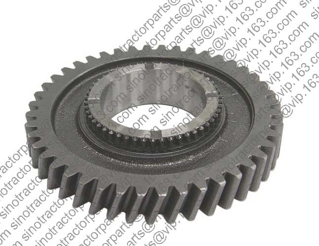 Foton lovol tractor parts, the driven gear for high speed PTO , part number: TD800.412E-02
