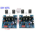 2PCS MX50 SE 100WX2 Dual Channels Audio Power amplifiers Board Diy Kit New Version