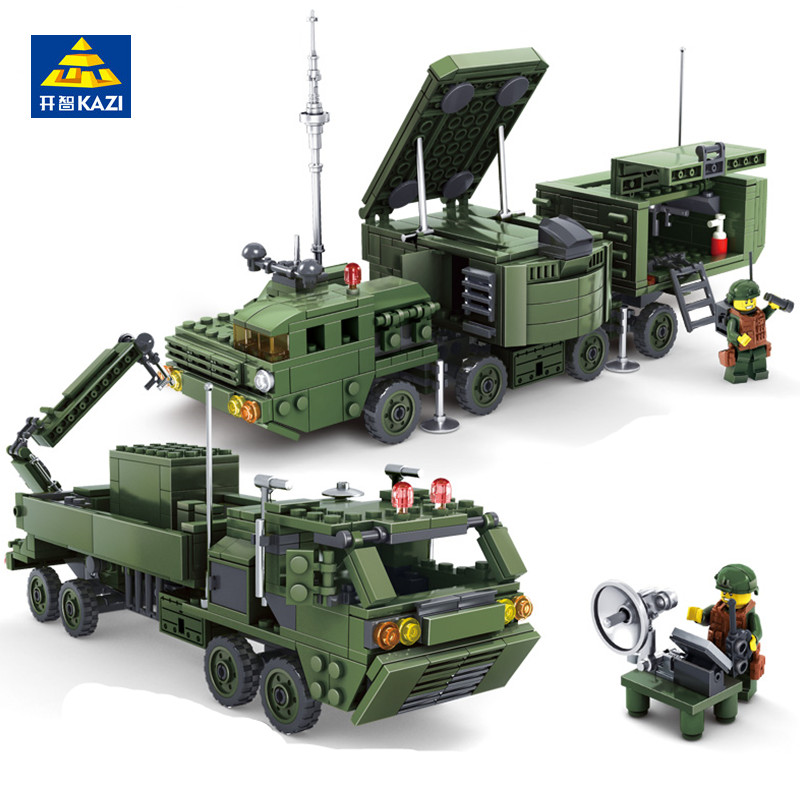 Kazi 534+pcs Field Army forces series war figures chariot building blocks Compatible Legoed City Weapon bricks children toys kazi military field army soldiers compatible legoed building blocks weapon bricks action figures enlighten toys for children kid
