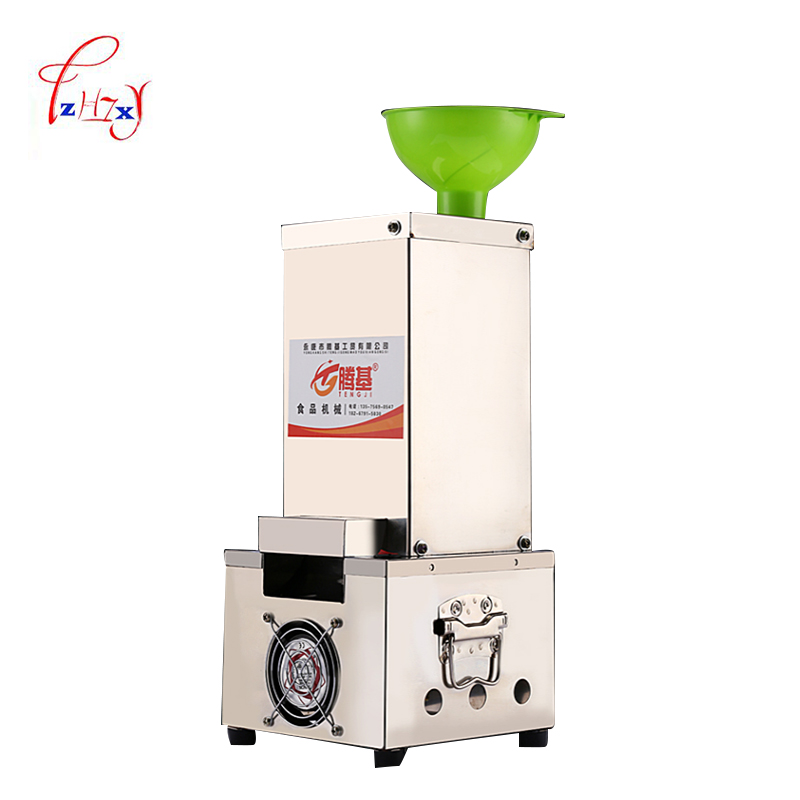 stainless steel Garlic Peeling Machine/150w Garlic Peeler For Small Capacity/Convenient Garlic Peeling Machine TJ-02 electric garlic peeler automatic garlic peeling machine stainless steel fast garlic peel commercial garlic peeler ysgp 25