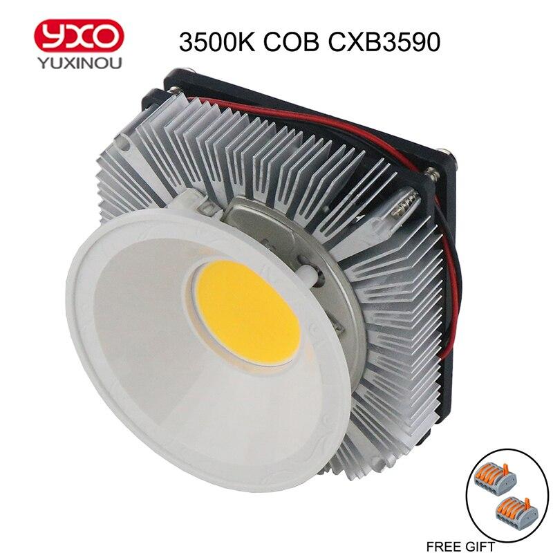 Cree Cxb3590 Cob Led Grow Light Diy Module Full Spectrum