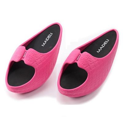 a6161abe6f5d Madeli Hot Eva Slides Wedges Sandals Slipper Platform Women Summer Slides  Swing Slimming Ladies Walking Shoes Special Sandalias