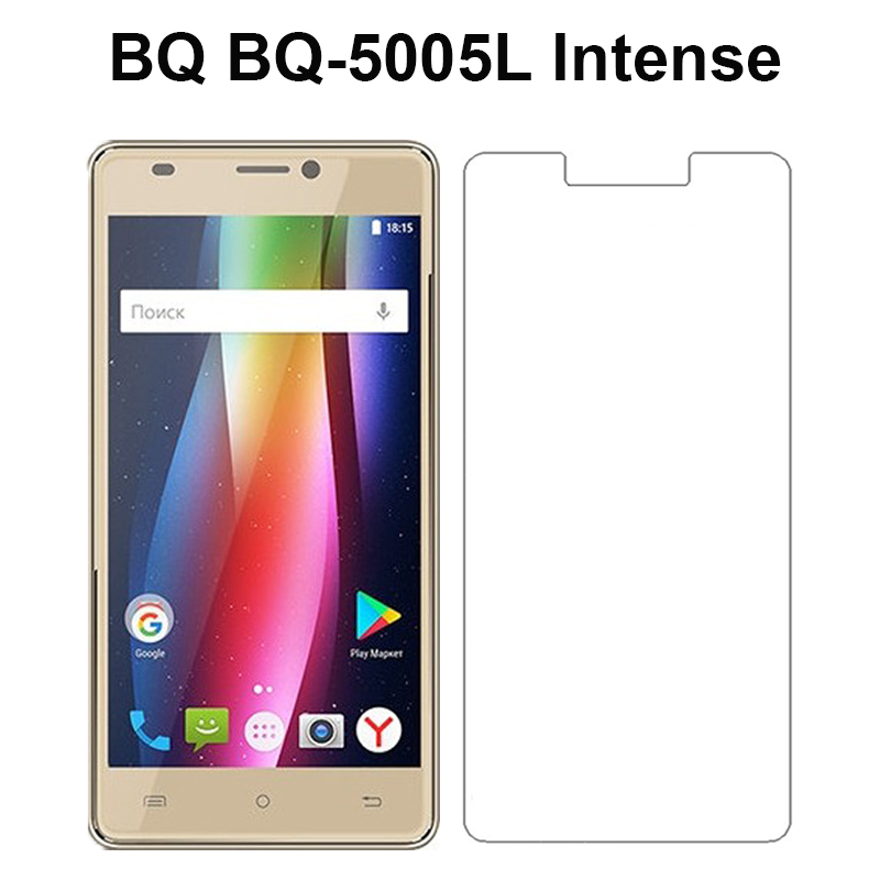 for <font><b>BQ</b></font> <font><b>BQ</b></font>-<font><b>5005L</b></font> <font><b>Intense</b></font> <font><b>5005L</b></font> Tempered Glass High Quality Mobile Phone Screen Protector for <font><b>BQ</b></font> <font><b>BQ</b></font>-<font><b>5005L</b></font> <font><b>Intense</b></font> Glass Protector image