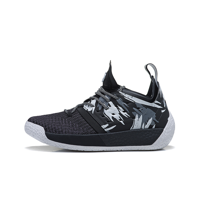 76f3500a177a86 Men Basketball Shoes boost Harden Vol.2 AH2217 Black White Sports sneakers  Size 40-46 free shipping