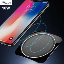 10W Qi Wireless Quick Charger For redmi k20 pro note 5 xiaomi mi 9 usb charger For Iphone xs max x 6 7 8 plus Wireless Charger mi wireless charger