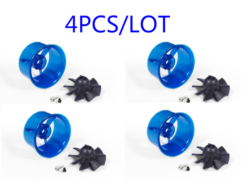 4pcs/lot Patended Product  27mm/30mm/35mm/40mm/45mm/50mm/55mm/64mm/70mm Fan Rotor+Ducted Housing+Adapter without brushless Motor m4 male m 25 30 35 40 45 50 55 60 mm x m4 6mm female brass standoff spacer copper hexagonal stud spacer hollow pillars