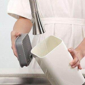 Image 5 - Youpin Huohou soporte para cuchillos de cocina, estante de almacenamiento multifuncional, soporte para herramientas, soporte para cuchillos, accesorios de cocina