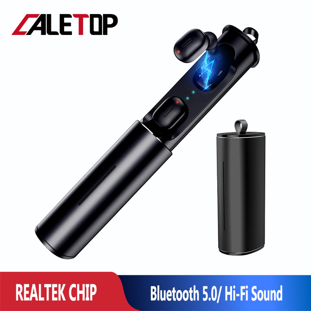 Mini T1 TWS V5.0 Bluetooth Earphone 3D True Wireless Stereo Earbuds With Mic Portable HiFi Deep Bass Sound Cordless Dual Headset