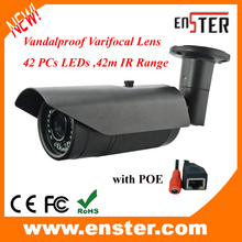 Onvif 2.0MP 1080P Full HD IP66 Waterproof Bullet IP CameraCCTV Safety Surveillance System Help  P2P POE Elective IP Cam