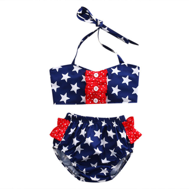 Itfabs toddler neonate neonato bambini swimsuit bathing bikini ...