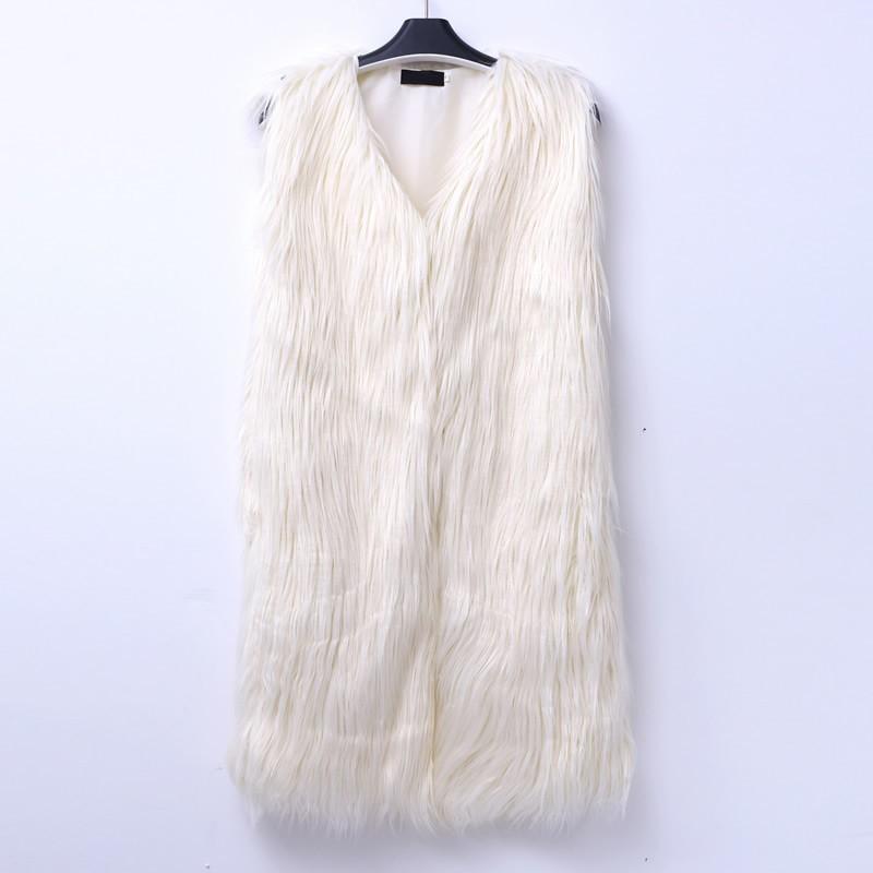 2016-Black-Faux-Fur-Long-Vest-Waistcoat-Autumn-Winter-Sleeveless-Outerwear-Women-Coats-Soft-Hairy-Overcoat (4)