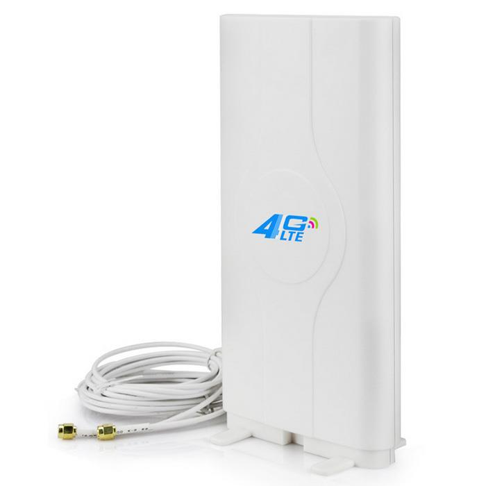 4G LTE MIMO Antenne 49dBi SMA Connecteur 4G Routeur B315 B890 B310 B593 B970 B97B B683 Carte Réseau Antenne Livraison gratuite