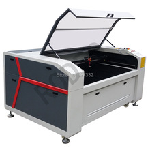 Discount! High quality factory 1390 laser cutting machine with red light pointer and lifting platform optional