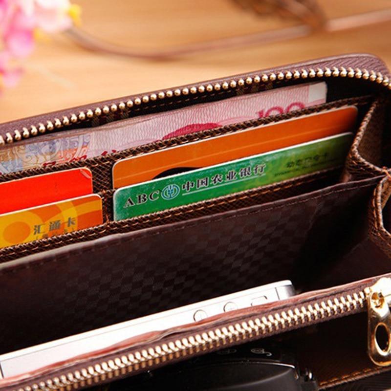 preço em dólar bolsa walet Purse Color : 7 Tipos