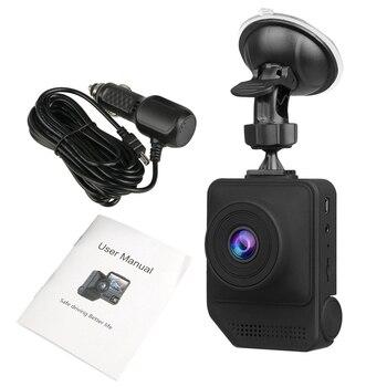 2.3inch New 1080P Dual Lens Car Dvr Camera Video Recorder G-Sensor Dash Camera