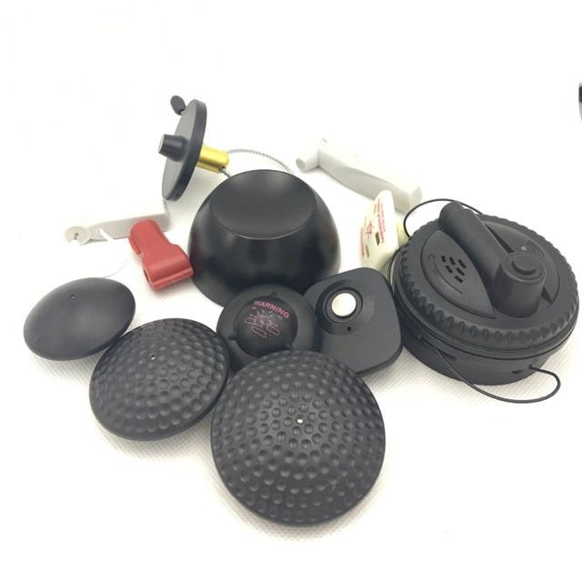 Détacheur magnétique de golf 13000GS | Détacheur détiquette à capteur universel pour les systèmes antivol pour les magasins de détail