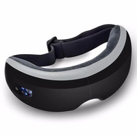 Home Use Electric Eye Massager Alleviate Fatigue Head Stress Tension Relief Health Care