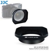 JJC LH-JXF16II Quadrado Preto Camera Lens Hood 67mm para F1.4 LENTE FUJINON XF16mm R WR Substitui LH-XF16