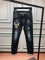 WRD08360BA Fantastic Men's Jeans 2018 Popular Luxury Brand Europe Design All Purpose Style Men's Collection