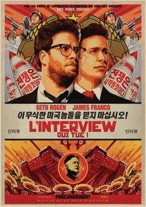 Image 2 - Affiche murale de guerre du nord coréen, Vintage, papier kraft, décoration artistique bricolage maison, acheter 3 get 4