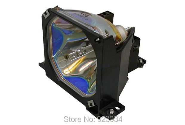 ELPLP08 lamp with housing for EMP-8000 / EMP-9000 / EMP-8000NL / EMP-9000NL / PowerLite 8000i / PowerLite 9000i / V11H0289 / цена