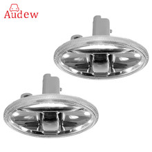2Pcs/Pair Left Right Turn Signal Side Lights For Citroen/C2 Elysee/Picasso/Peugeot 307 206