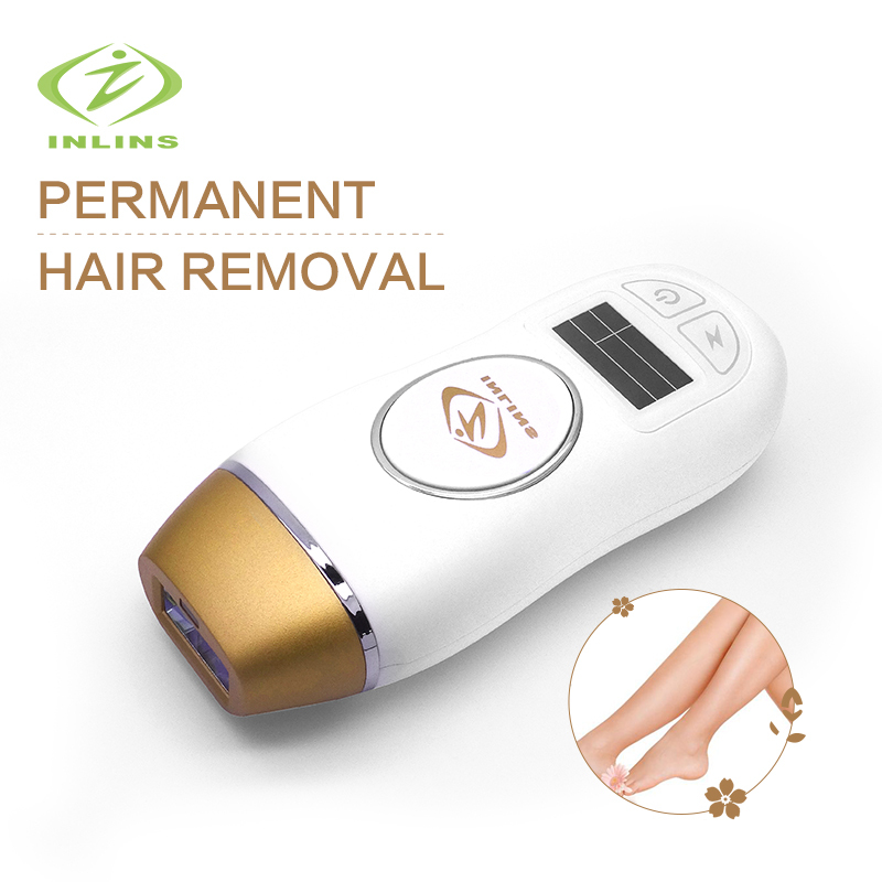 Pulses IPL Hair Removal Whole Body Bikini Permanent Hair Removal Laser Epilator