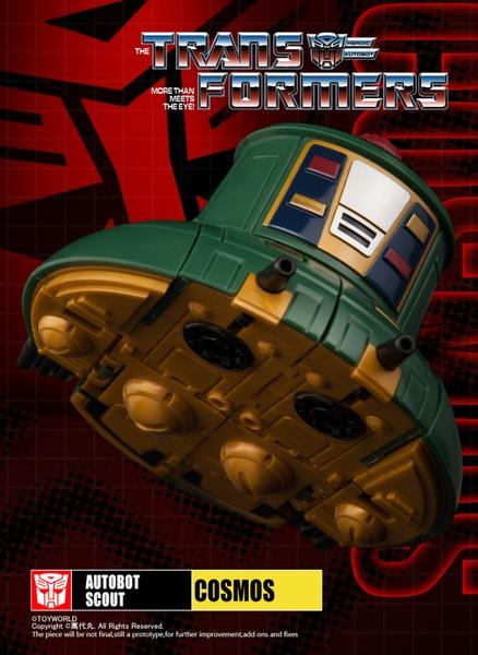 [Afficher. Z Store] ToyWorld TW-M07 Spaceracer Cosmos[Afficher. Z Store] ToyWorld TW-M07 Spaceracer Cosmos