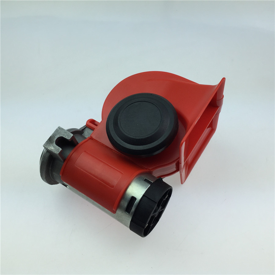Starpad One Car And Motorcycle Air Horn 12v Electric Pump 12 Volt Wiring Diagram Fiamm Product Snail Level Dual Tone Sounded Siren Free Shipping In Multi Claxon Horns From