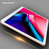Waywalkers 2018 Smart Newest Tablet Phone Call Android 7 0 10 1 Inch Tablet 3G 4G