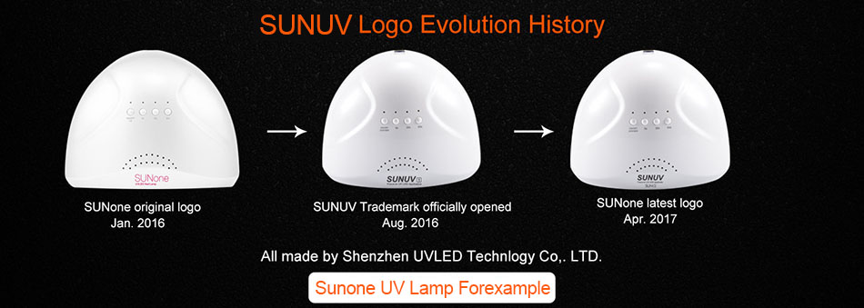 SUNUV SUN9c Plus 36W UV LED Nail lamp 18 LEDs Nail dryer for All Gels with 30s/60s button Perfect Thumb Solution 11